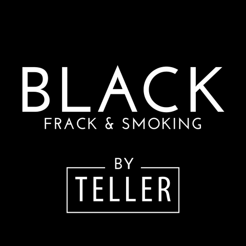Frack und Smoking by Teller